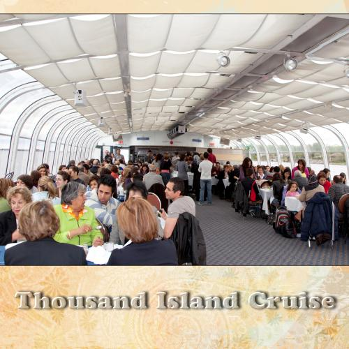 Thousand Islands Cruise with Direct Tour Canada BestCanadatours.com