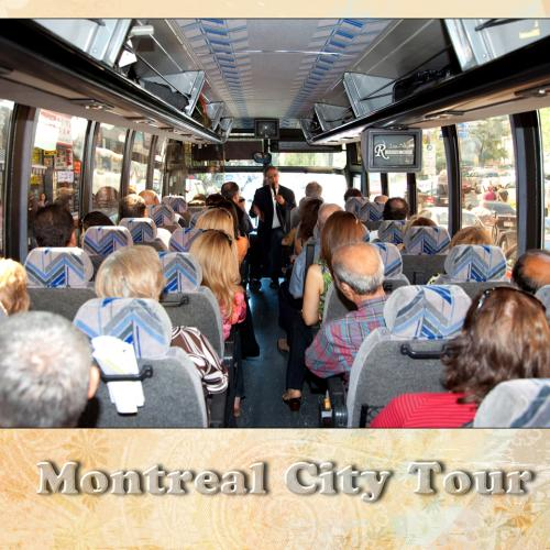 Montreal City Tour hosted by BestCanadatours.com