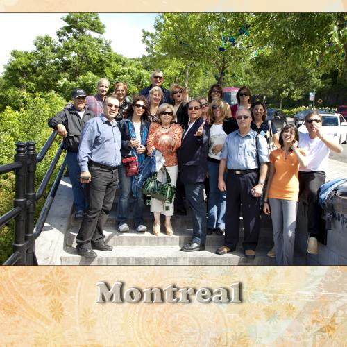 Montreal tour with direct tour operator Canada BestCanadatours.com