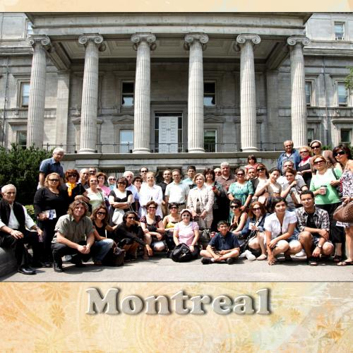 Montreal with direct Canadian host BestCanadatours.com